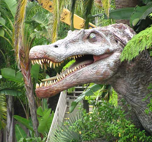 Jurassic Park: The Ride | Loren Javier